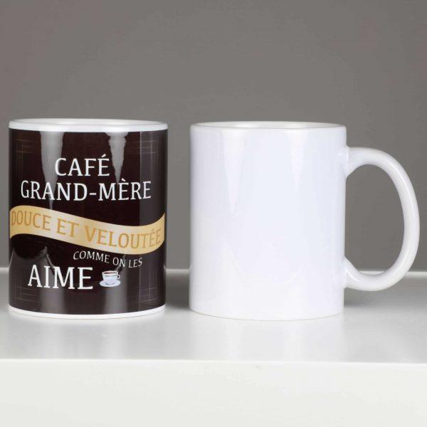 TASSE PERSONNALISÉE CAFÉ GRAND-MÈRE