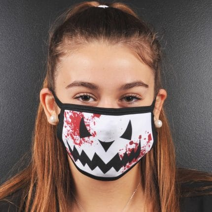 masque halloween personnalisable